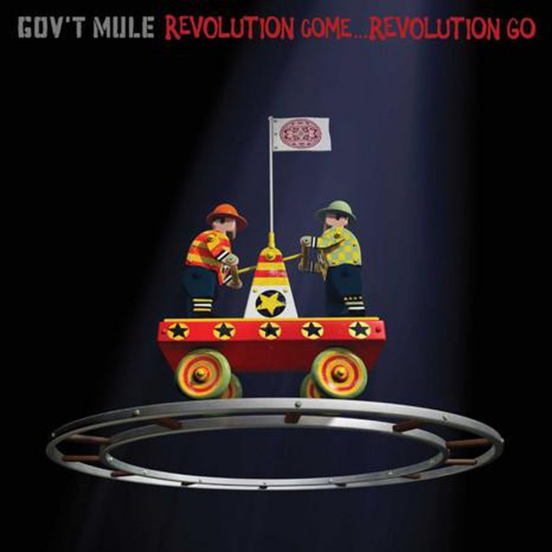 Image of   Govt Mule - Revolution Come...revolution Go - Vinyl / LP