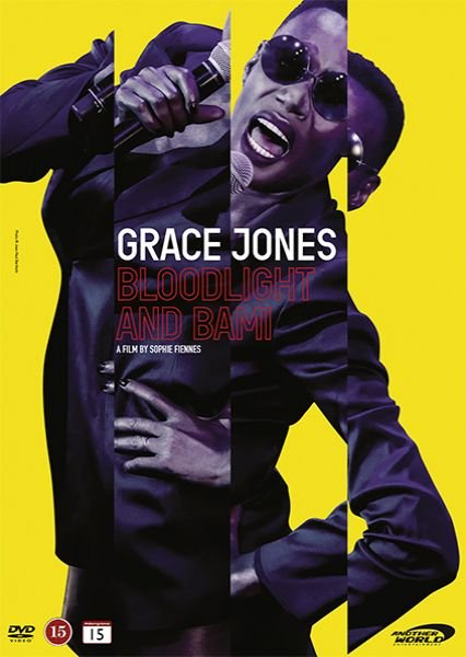 Image of   Grace Jones - Bloodlight And Bami - DVD - Film