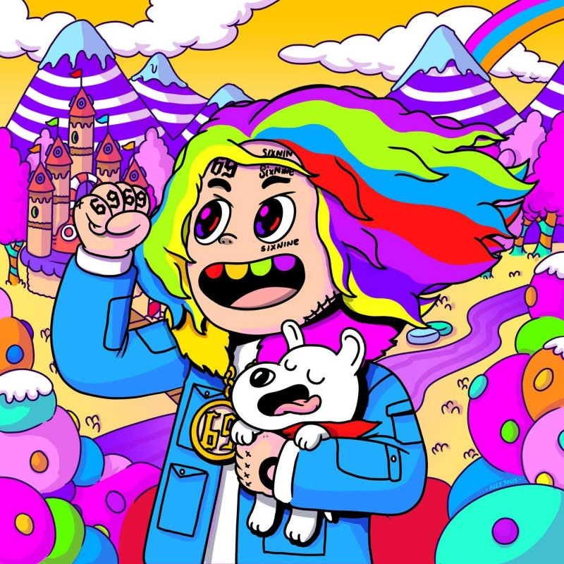 6ix9ine - Day69: Graduation Day - CD