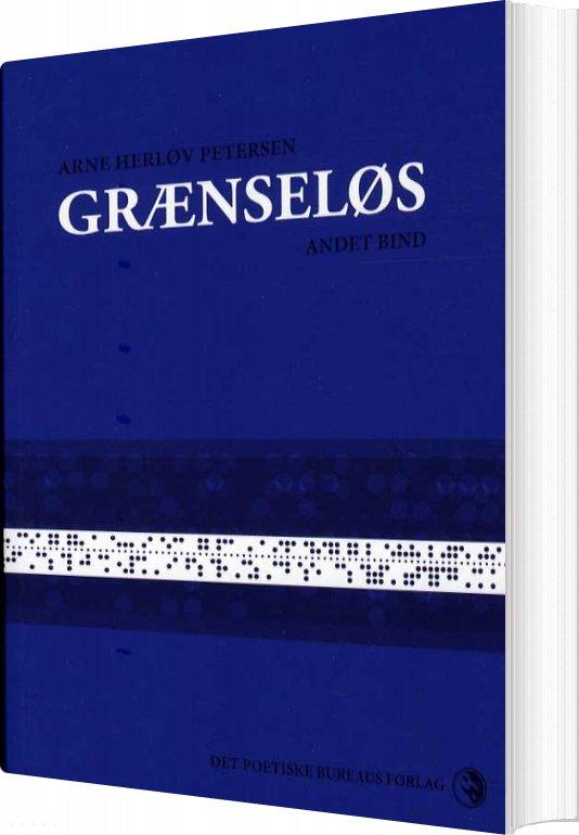 Grænseløs Bd. 2 - Arne Herløv Petersen - Bog