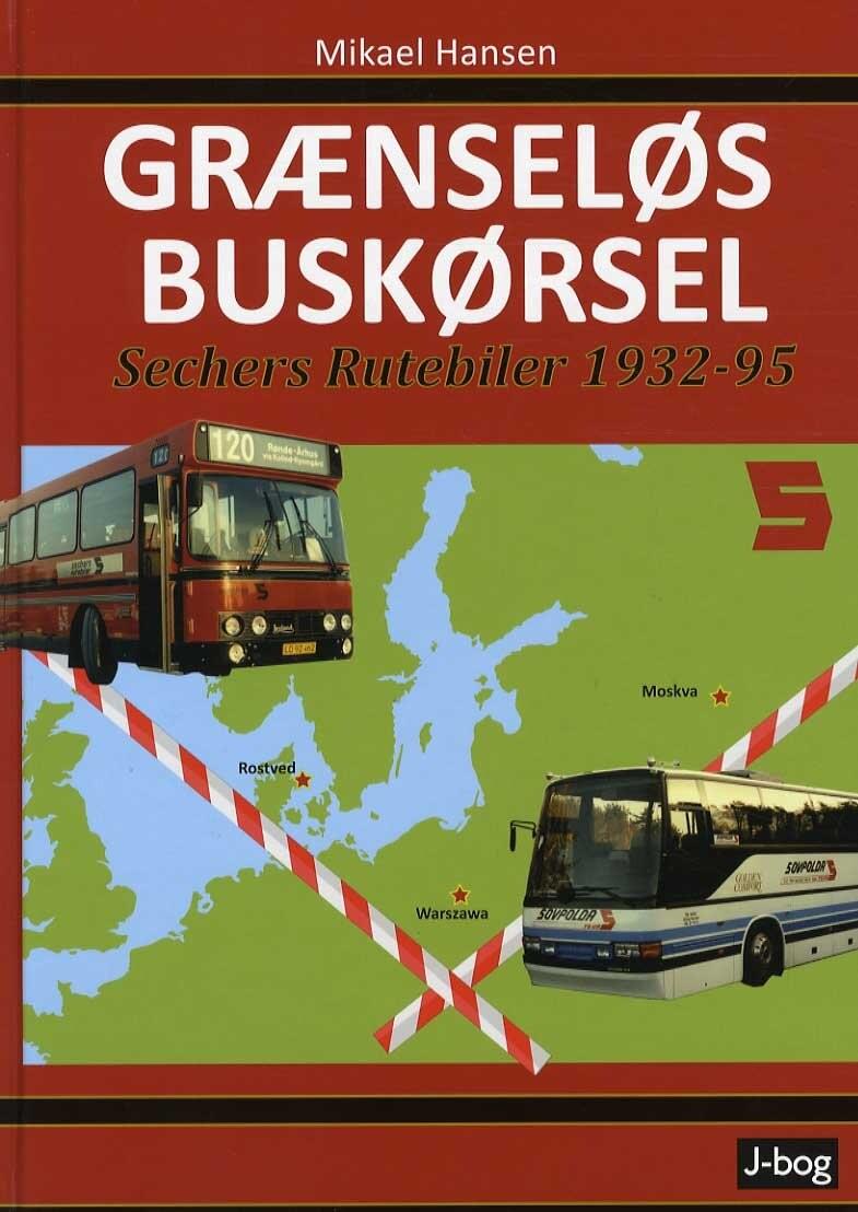 Image of   Grænseløs Buskørsel - Mikael Hansen - Bog