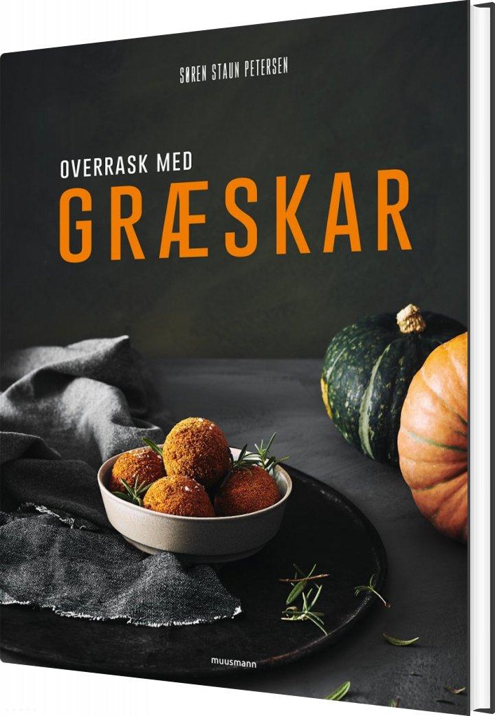 Image of   Overrask Med Græskar - Søren Staun Petersen - Bog