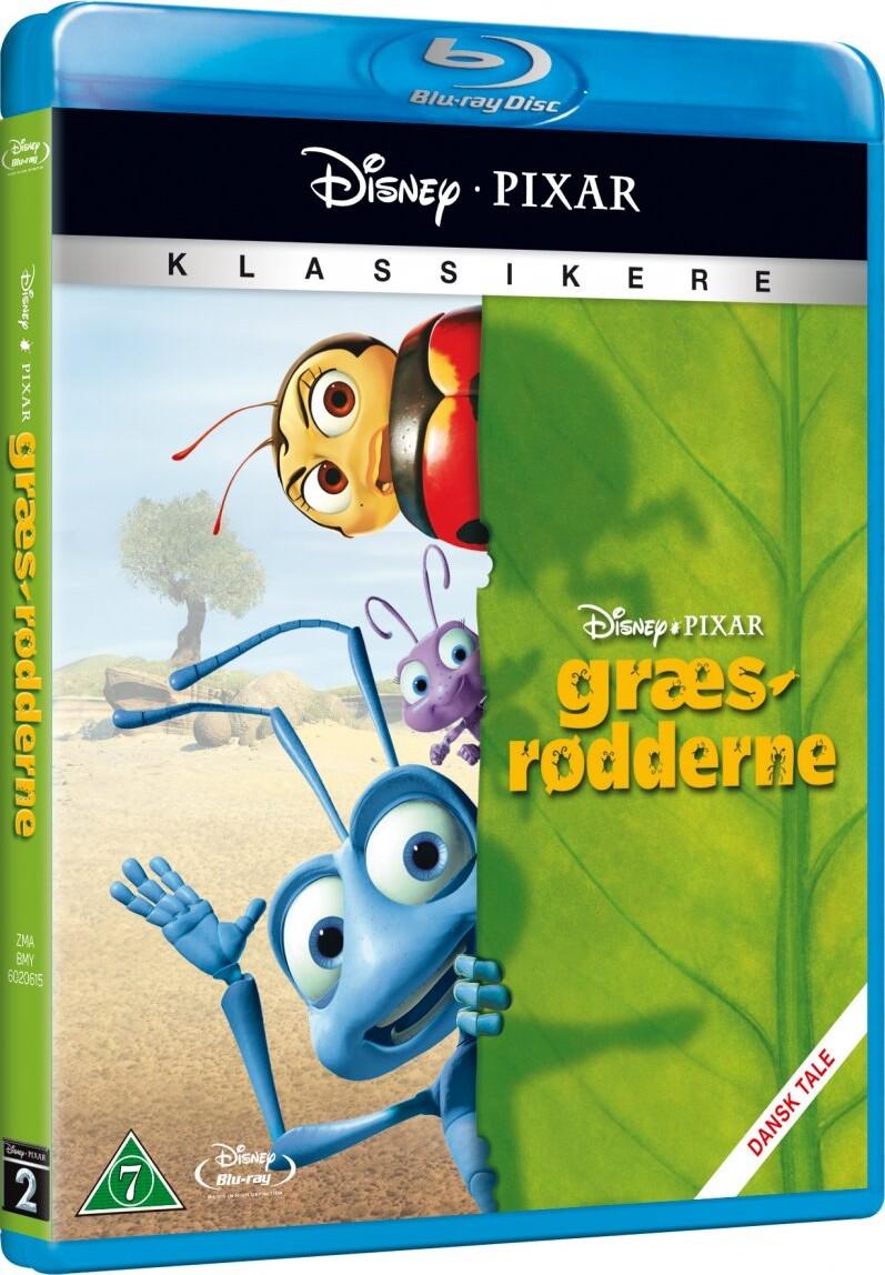 Image of   Græsrødderne - Disney Pixar - Blu-Ray
