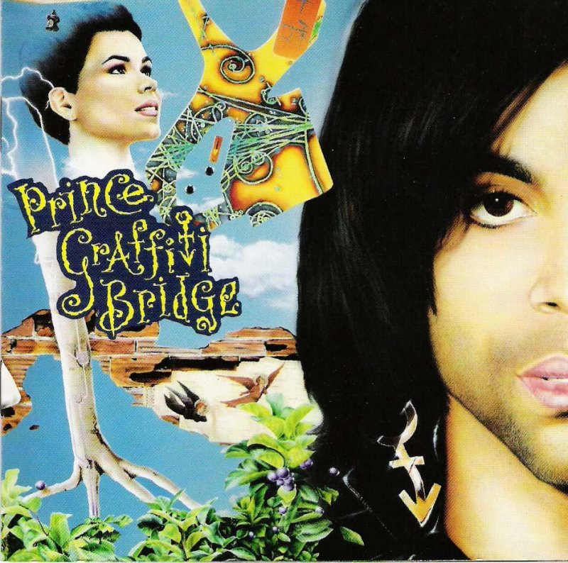 Image of   Prince - Graffiti Bridge - Original Soundtrack - CD