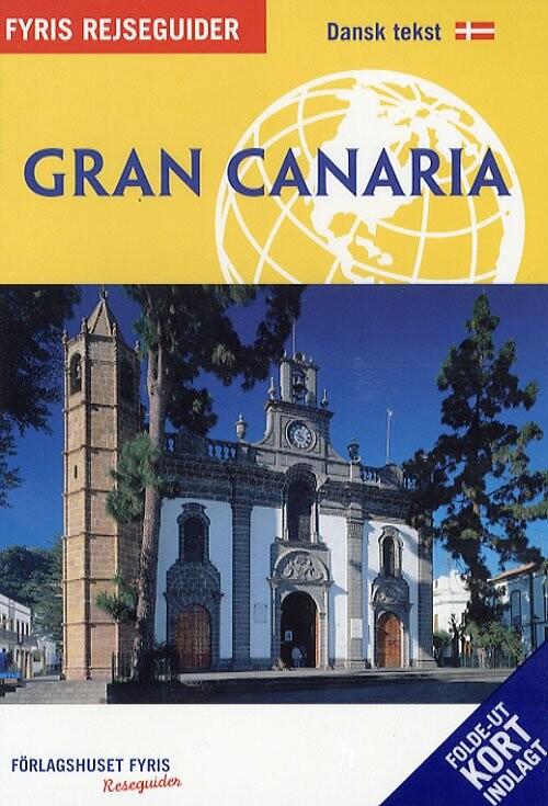 Gran Canaria - Rowland Mead - Bog