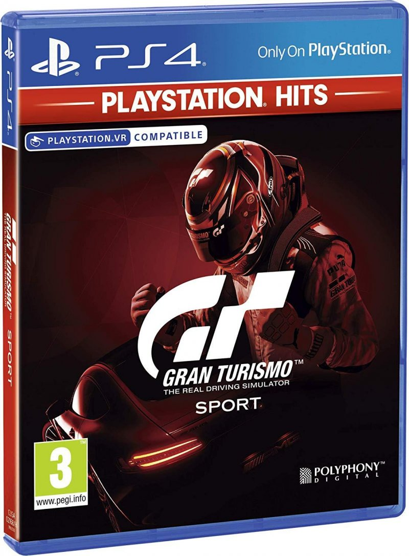 Image of   Gran Turismo: Sport (playstation Hits) - PS4