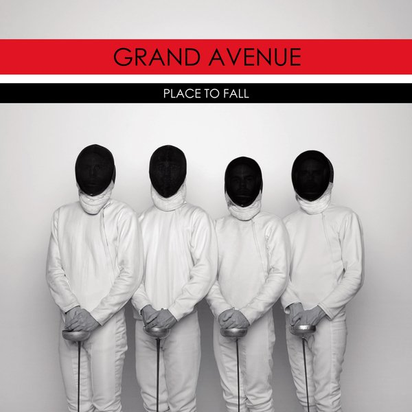 Image of   Grand Avenue - Place To Fall - CD