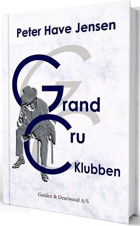 Image of   Grand Cru Klubben - Peter Have Jensen - Bog