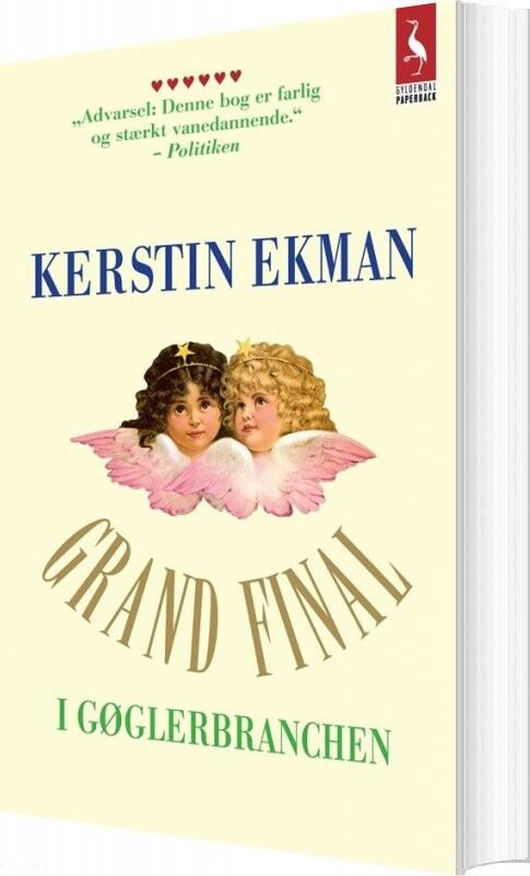Image of   Grand Final I Gøglerbranchen - Kerstin Ekman - Bog