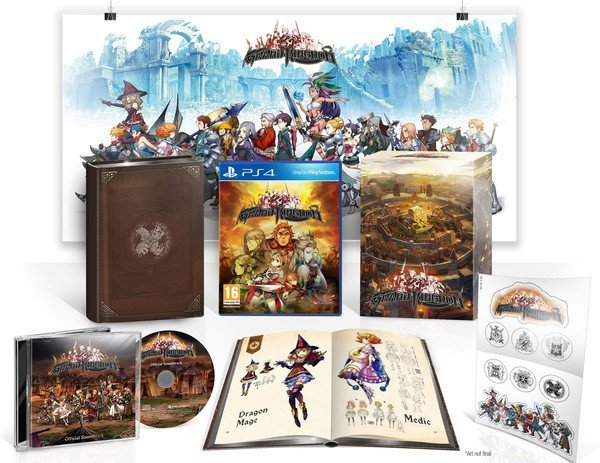 Image of   Grand Kingdom - Limited Edition - PS4