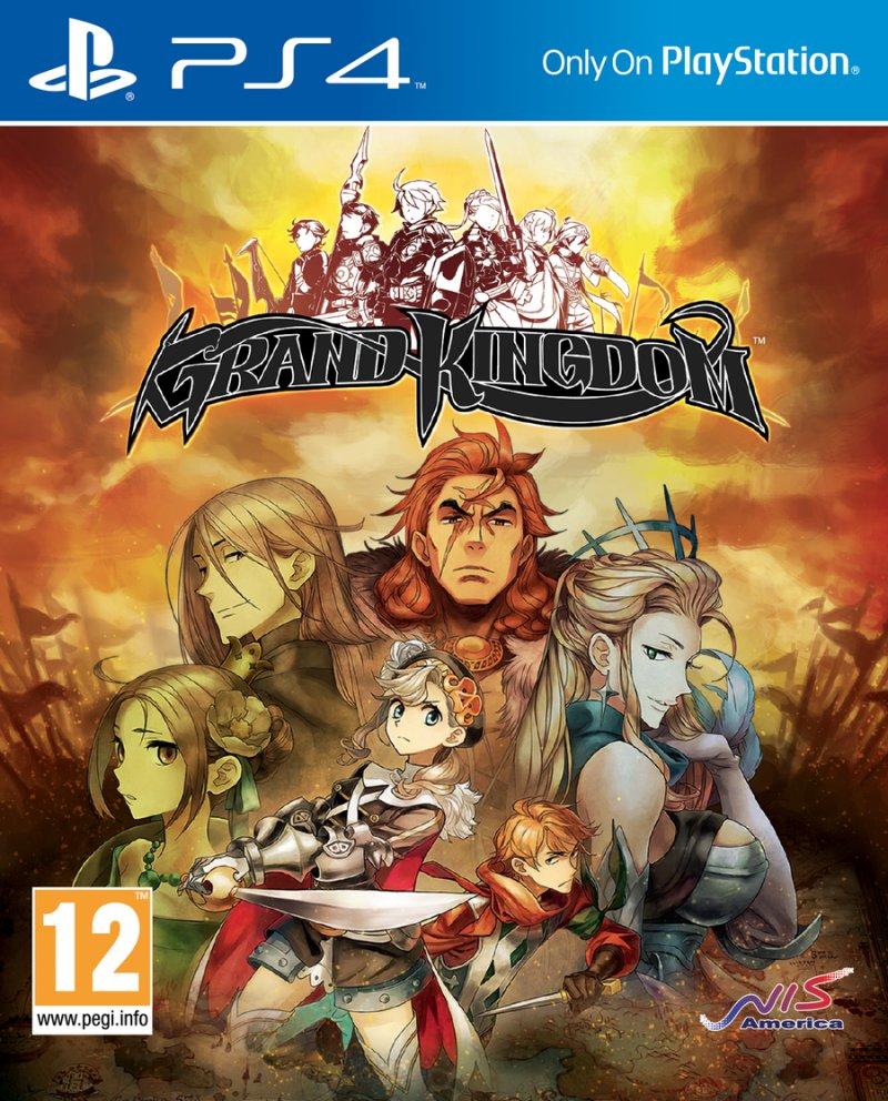 Image of   Grand Kingdom - PS4