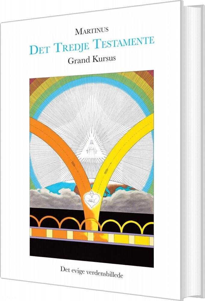 Grand Kursus - Martinus - Bog