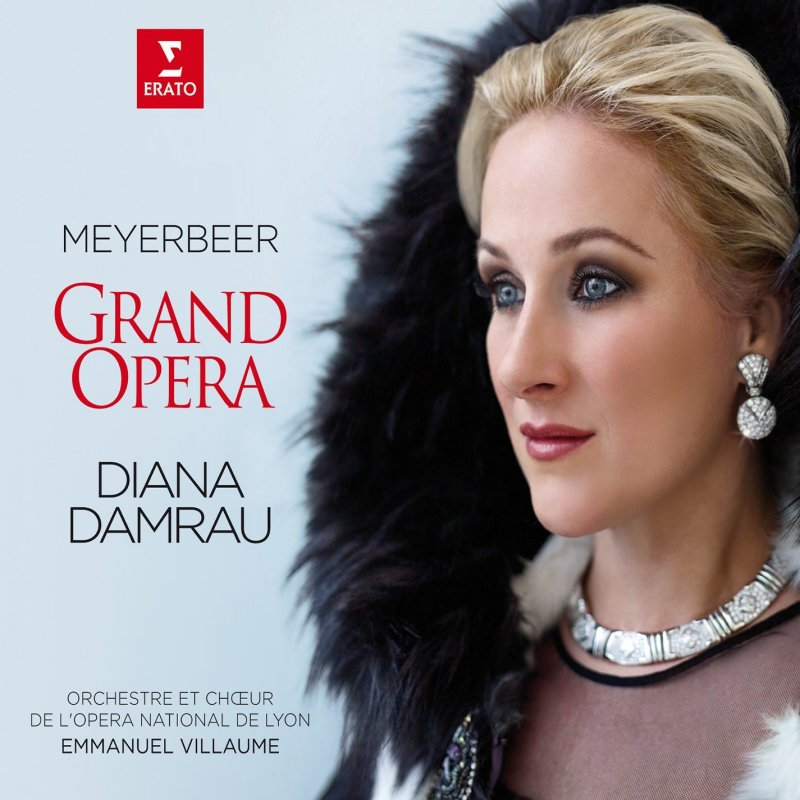 Image of   Diana Damrau - Grand Opera - Jewelbox - CD