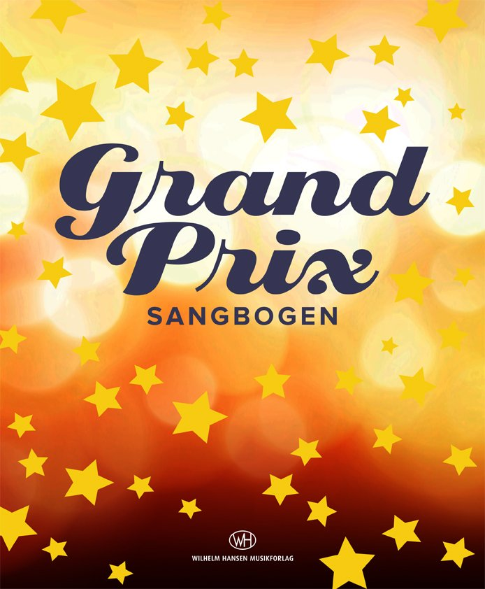 Image of   Grand Prix-sangbogen - Diverse - Bog