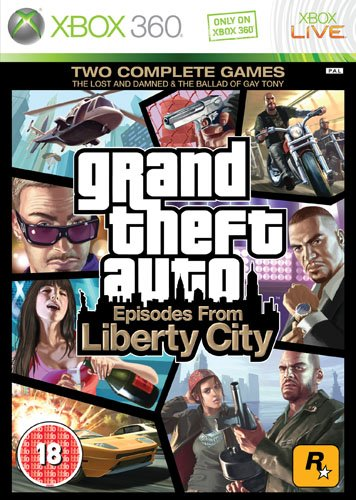 Image of   Grand Theft Auto: Episodes From Liberty City - Xbox 360