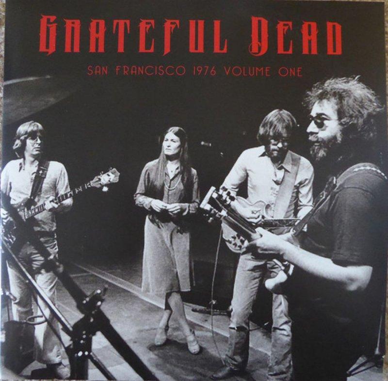 Grateful Dead - San Francisco 1976 Vol. 1 - Vinyl / LP