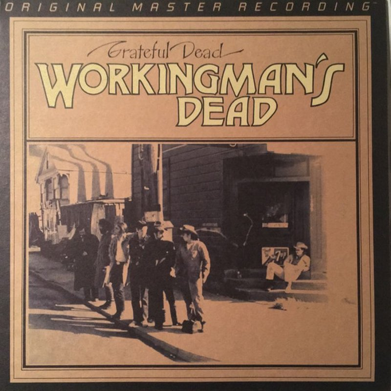 Grateful Dead - Workingmans Dead - Vinyl / LP