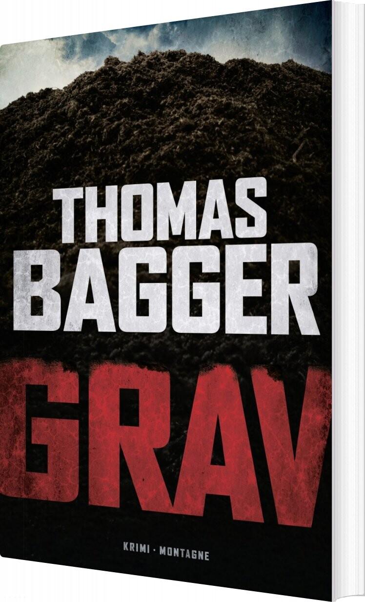 Grav - Thomas Bagger - Bog