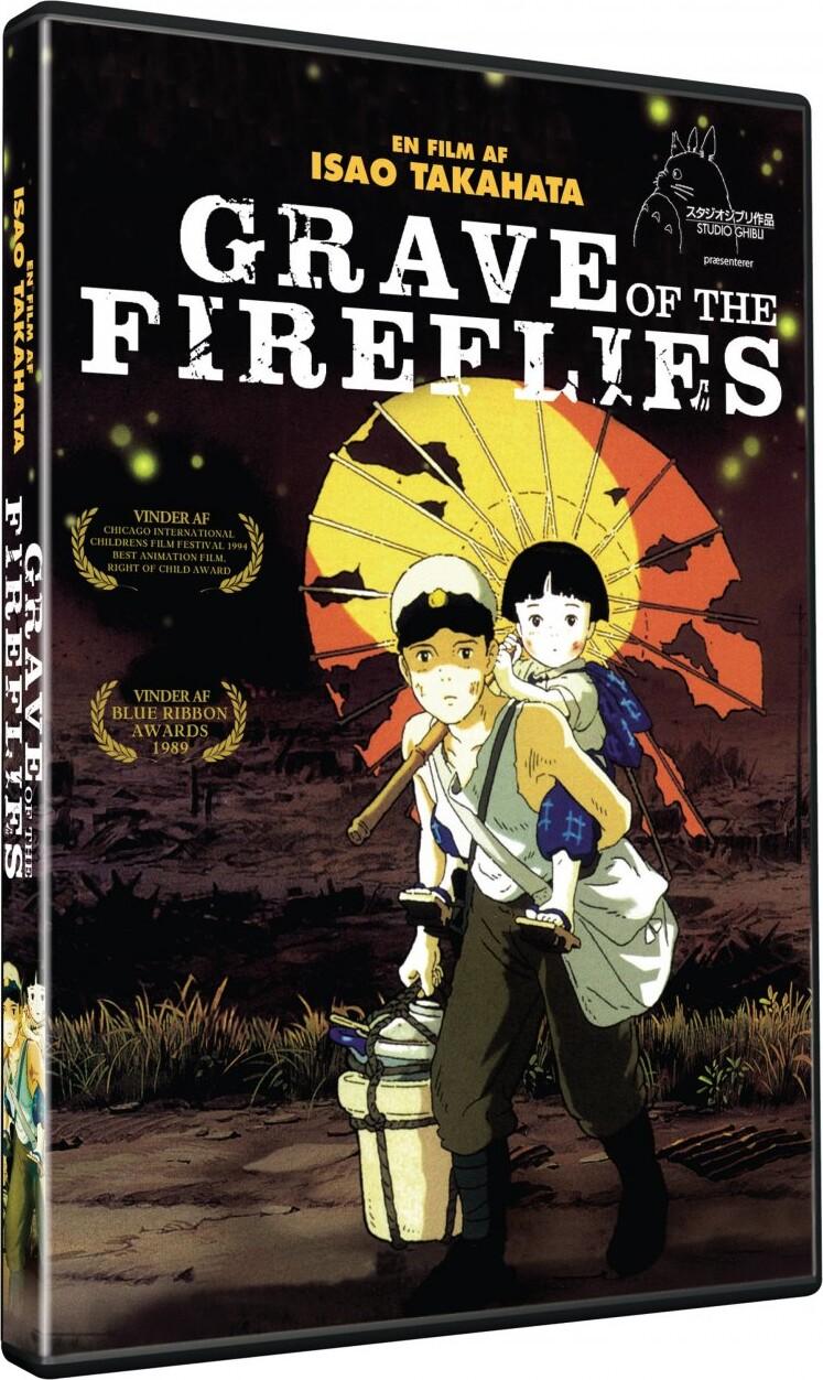 Billede af Grave Of The Fireflies - DVD - Film