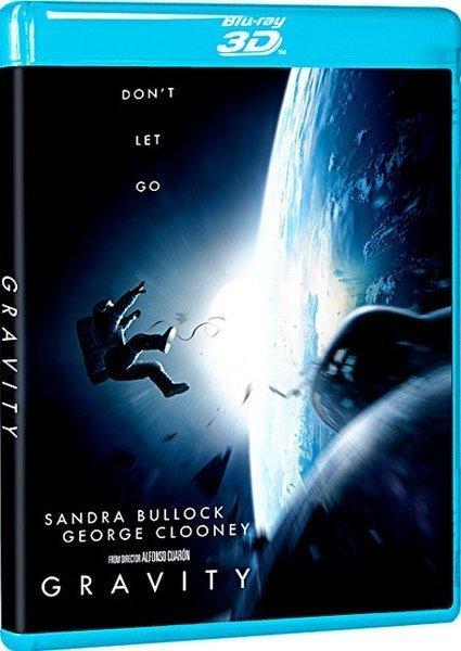 Billede af Gravity - 3D Blu-Ray