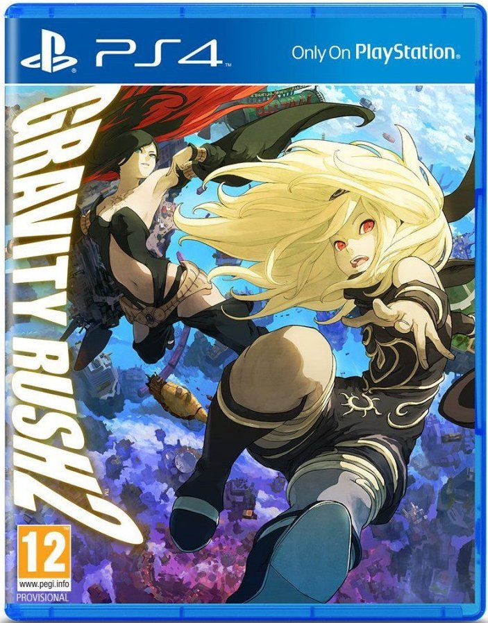 Image of   Gravity Rush 2 - PS4