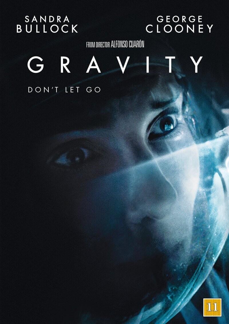 Image of   Gravity - DVD - Film