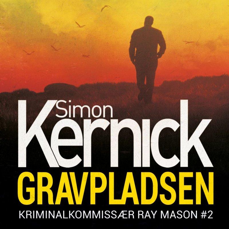 Image of   Gravpladsen - Simon Kernick - Cd Lydbog