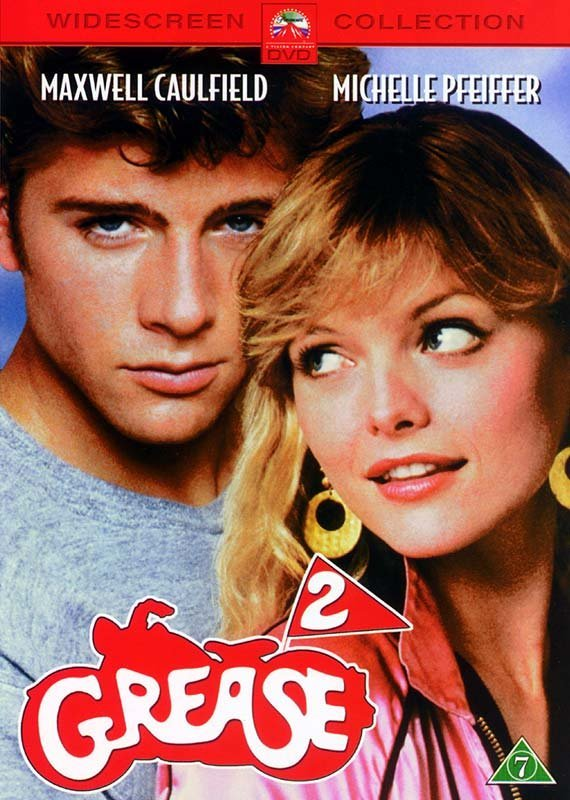 Image of   Grease 2 - DVD - Film