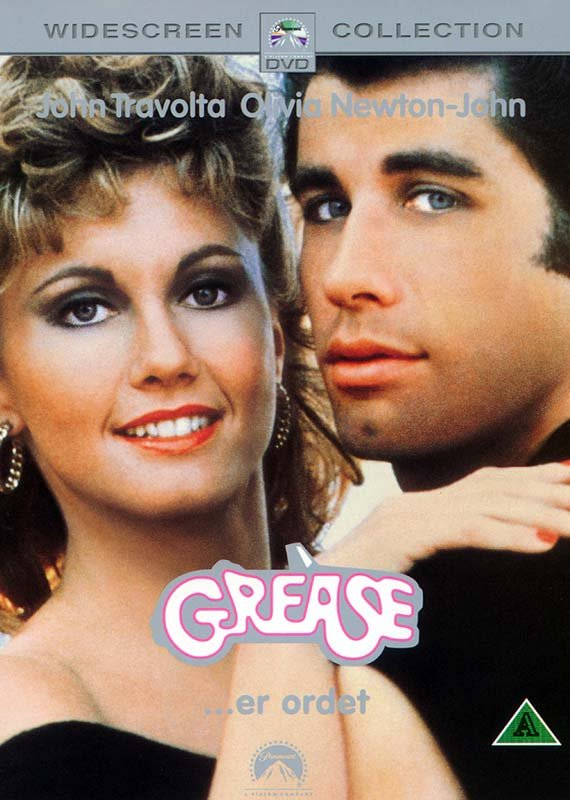 Image of   Grease - DVD - Film
