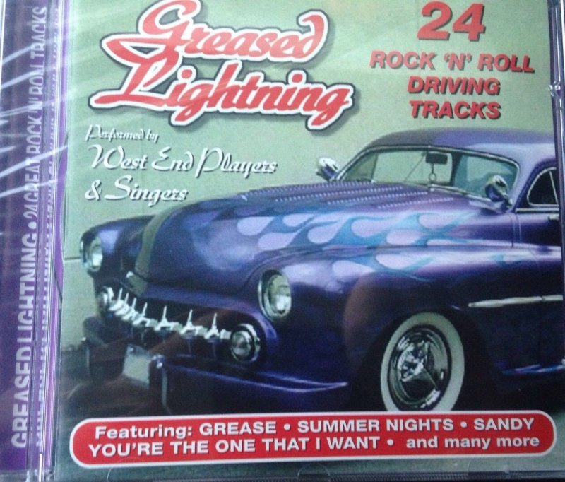 West End Players & Singers - Greased Lightning - CD