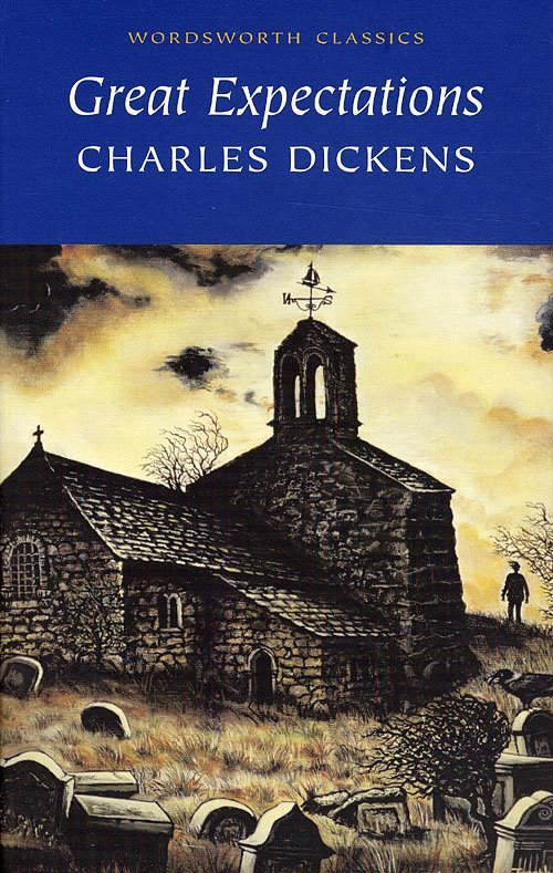 Image of   Great Expectations - Charles Dickens - Bog