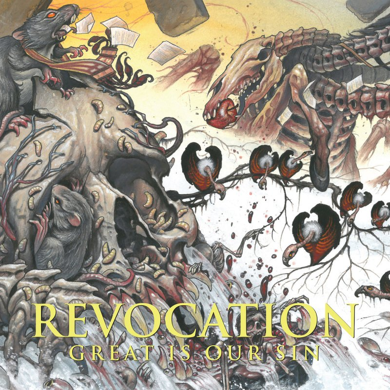 Revocation - Great Is Our Sin - Vinyl / LP