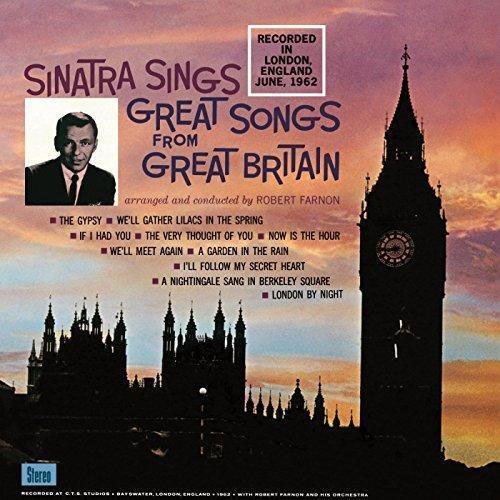 Image of   Frank Sinatra - Great Songs From Great Britian - Vinyl / LP