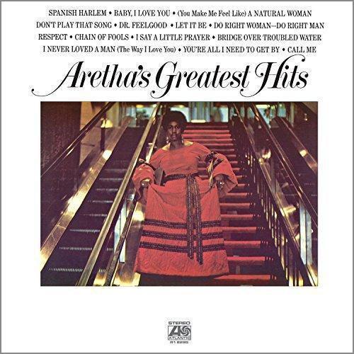 Image of   Aretha Franklin - Greatest Hits - Vinyl / LP