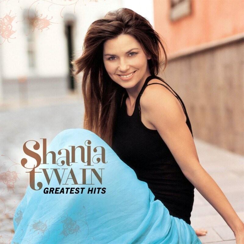 Image of   Shania Twain - Greatest Hits - CD
