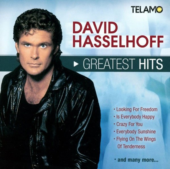 Image of   David Hasselhoff - Greatest Hits - CD