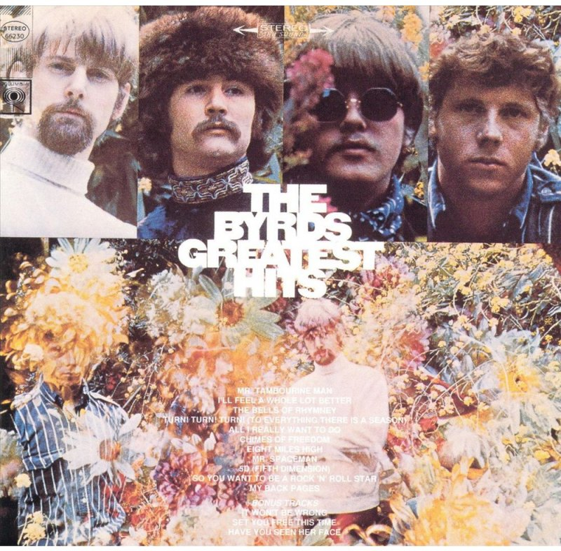 Byrds - Greatest Hits - Vinyl / LP