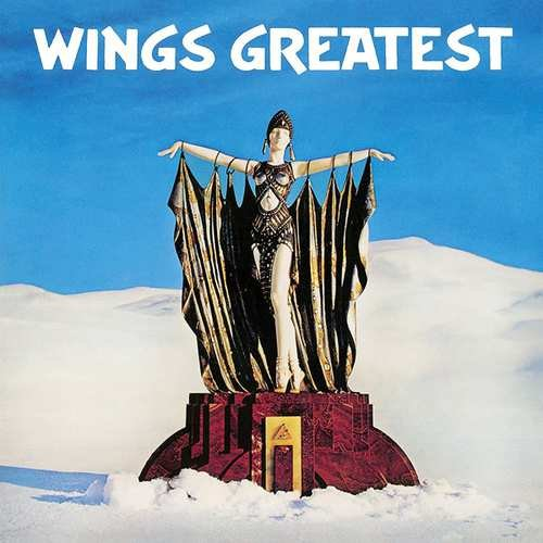 Wings - Greatest Hits - CD