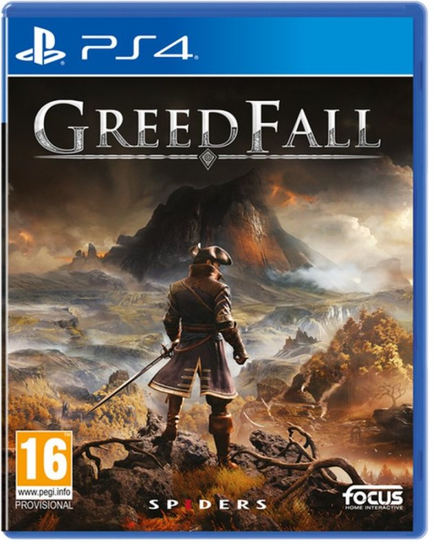 Image of   Greed Fall - PS4