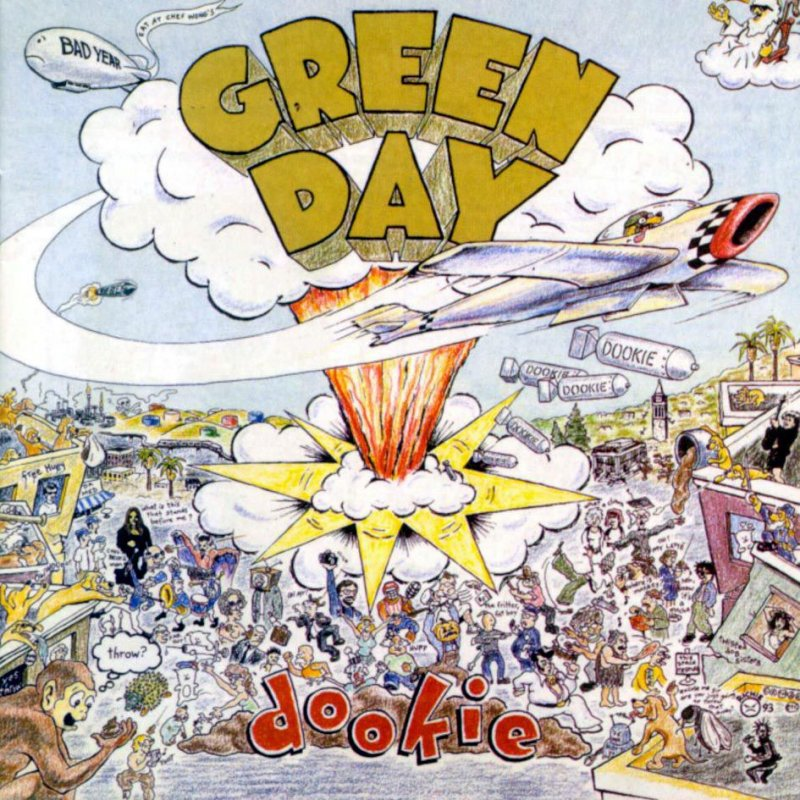 Image of   Green Day - Dookie - CD
