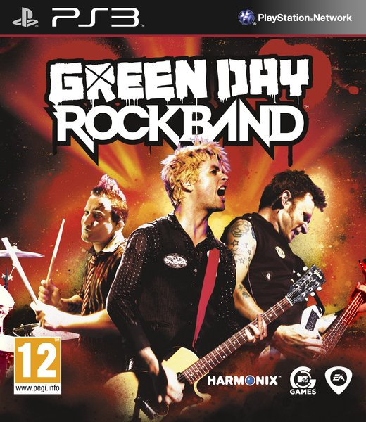 Green Day: Rockband - PS3