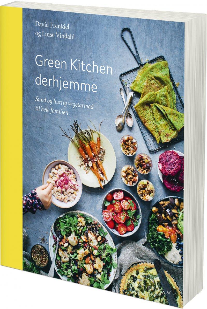 Green Kitchen Derhjemme - Luise Vindahl - Bog