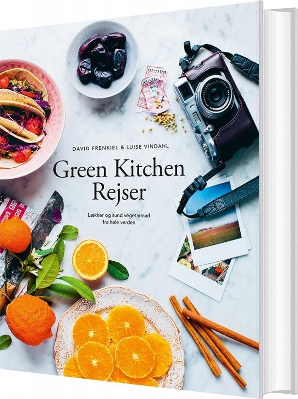 Green Kitchen Rejser - Luise Vindahl - Bog