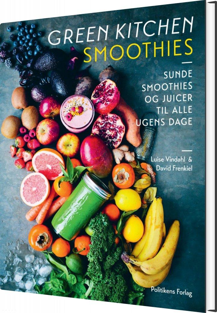 Green Kitchen Smoothies - Luise Vindahl - Bog