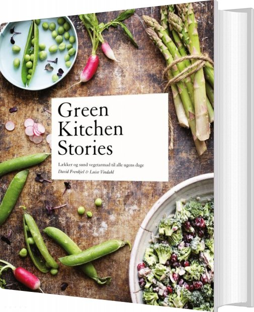 Green Kitchen Stories - Luise Vindahl - Bog
