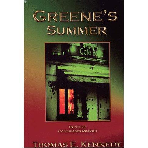 Image of   Greenes Summer - Thomas Kennedy - Bog