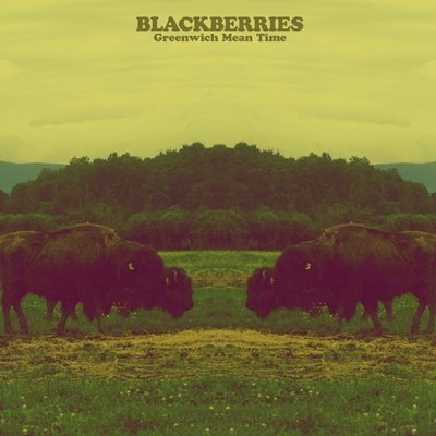 Image of   Blackberries - Greenwich Mean Time - CD