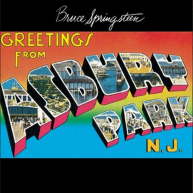 Bruce Springsteen - Greetings From Asbury Park, N.j. - Vinyl / LP