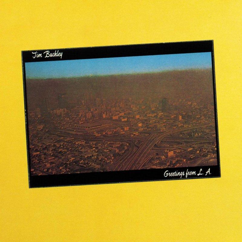 Tim Buckley - Greetings From L.a. - Vinyl / LP