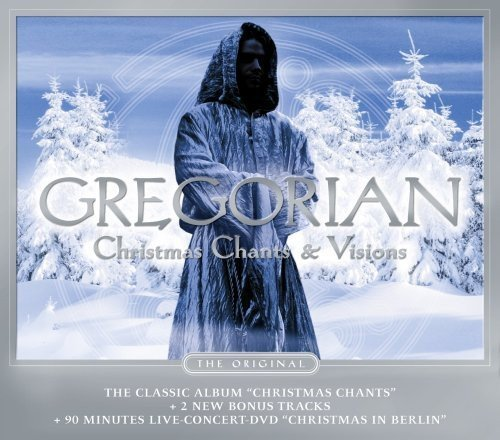Image of   Gregorian - Christmas Chants And Visions (cd+dvd) - CD